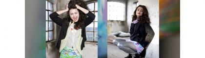 Online Shop für kunstvolle Mode: Arty by Britta