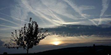 Abendhimmel, Himmelskunst, Calenberger Land