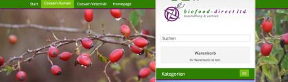 Online-Shop für Bio-Naturarznei