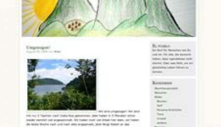 Projekt La Montana Costa Rica