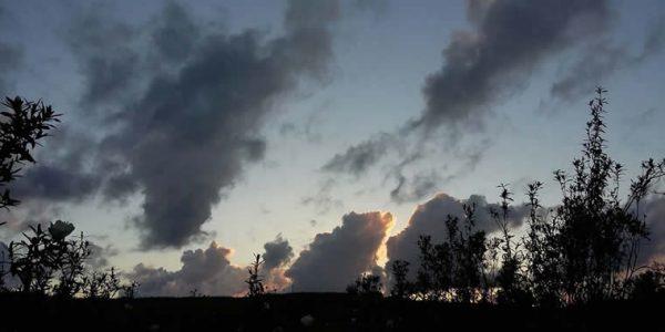 Evening Sky, Alentejo, Portugal