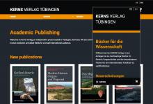 Ein neuer Buchshop ist online
